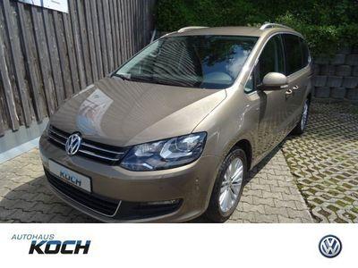 """gebraucht VW Sharan """"CUP"""" BlueMotion Technology 2,0 l TDI SCR 103 kW ("""