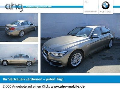 gebraucht BMW 320 d xDrive Limousine Luxury Line