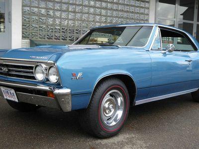 gebraucht Chevrolet Chevelle SS 396 restauriert, original, matching#