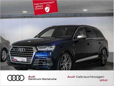 gebraucht Audi SQ7 4.0 TDI quattro Matrix LED Navigation