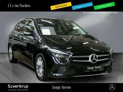gebraucht Mercedes B200 Progressive PANO+LED+FERNLICHTASSI+KAMERA+