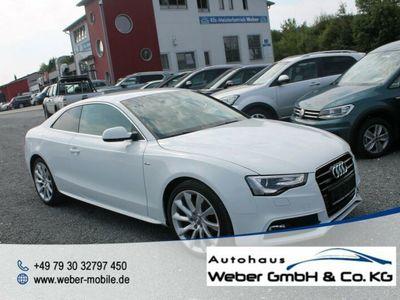 gebraucht Audi A5 Coupe 2.0 TDI quattro *Start/Stop*Navi*SHZ*