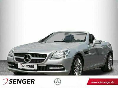 gebraucht Mercedes SLK200 SLK 200Roadster *Pano*Navi*Airscarf*Parktronic*