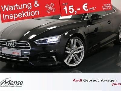 gebraucht Audi A5 Coupé 2.0 TDI Sport S tronic LED Navi VirtCoc