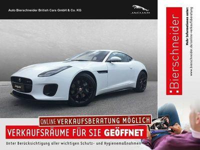 gebraucht Jaguar F-Type Coupe R-Dynamic SCHALTGETRIEBE BLACK PACK