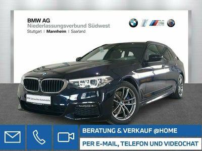 gebraucht BMW 530 530 i Touring Sportpaket M Sportbr. Navi Prof.