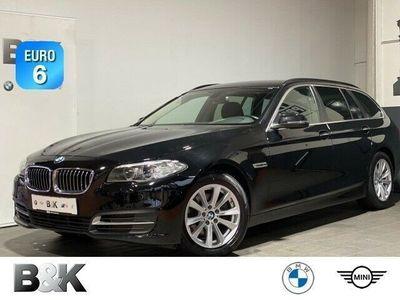 gebraucht BMW 520 d Touring Navi, HiFi, PDC, Sitzheizung, Xenon