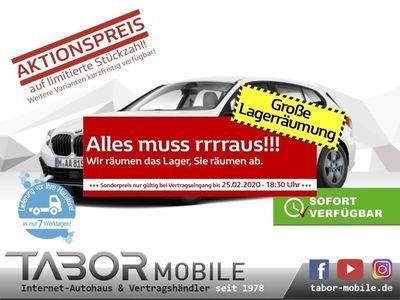 gebraucht BMW 118 i aut Con+Nav LiveC SpiegelP KomfortZ MemoryS