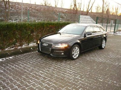 gebraucht Audi A4 Attraction Avant NAVI