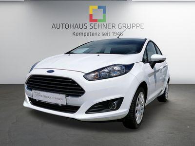 gebraucht Ford Fiesta Fiesta SYNC Edit. 1.0 KlimaEXPOSÉSYNC Edit. 1.0 KlimaNotrufnummern Autohersteller