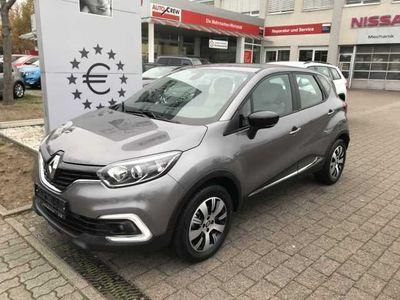 gebraucht Renault Captur TCe 90 LIMITED*Navi/Kamera/PDC/ALU*