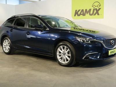 gebraucht Mazda 6 2.0Skyactiv-G Autom. Exclusive-Line +Navi +Shz +2xPDC