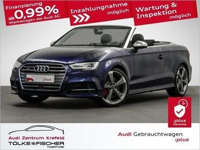 gebraucht Audi S3 Cabriolet S3 Cabriolet TFSI 221 kW (300 PS) S tronic