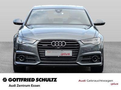 gebraucht Audi A6 3.0 TDI quattro S-tronic S-line, MMI Navigation - Klima,Schiebedach,Sitzheizung,Alu,Servo,