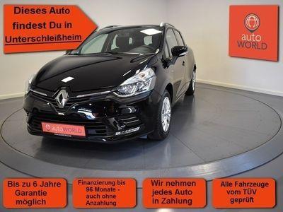 second-hand Renault Clio IV Grandtour 1.2 16V Limited