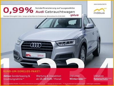 gebraucht Audi Q3 1.4 TFSI Design *S-TRO*GRA*NAVI*PDC*SHZ*DAB*