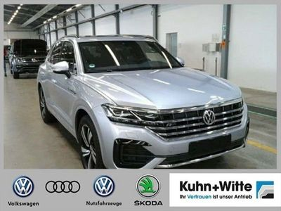 gebraucht VW Touareg 3.0 TDI *R-Line*DSG*AHK*Panorama*ACC*