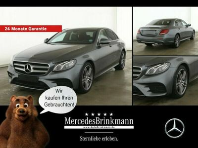 gebraucht Mercedes E300 AMG LINE/SHD/LED/KAMERA/Sitzkomfort-Paket SHZ