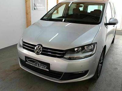 gebraucht VW Sharan 2.0 TDI DSG Allstar 4Motion*NAVI*7.Si*ACC*KAMERA*