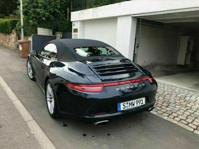gebraucht Porsche 911 Carrera 4 Cabriolet 911/991 *Volleder*MwSt*
