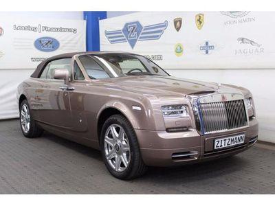 gebraucht Rolls Royce Phantom Drophead Series II TEAK DECK | INCA GOLD