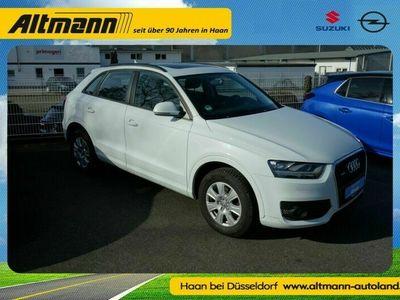 gebraucht Audi Q3 2.0 TFSI quattro Panorama-SD Sitzheiz.