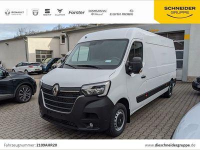 gebraucht Renault Master KOMFORT L3H2 2.3 dCi 180 3,5t KLIMA RADIO