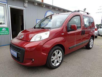 gebraucht Fiat Qubo 1.4 8V Active*KLIMA*RADIO-CD*SERVO*