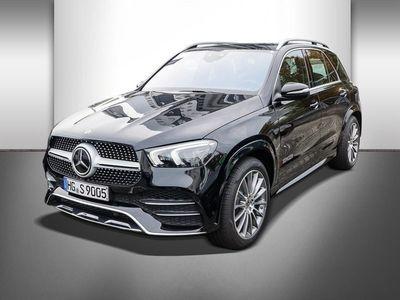 gebraucht Mercedes GLE400 d 4MATIC AMG Line 360°Kam Panorama AHK
