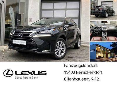 gebraucht Lexus NX300h * Anhängerkupplung * Navi * elektr. Heckklappe*