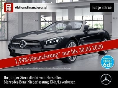 gebraucht Mercedes SL500 AMG Magic Sky Harman COMAND ILS LED Kamera