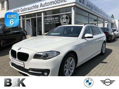 gebraucht BMW 530 d xDrive Touring Panoramadach,AHK,DAB,HiFi
