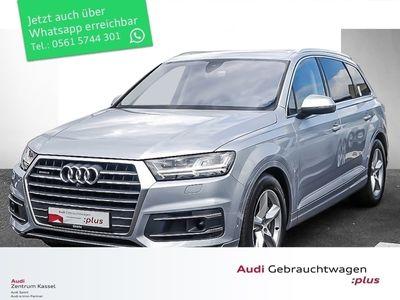 gebraucht Audi Q7 3.0 TDI EU6 quattro 7-Sitzer Matrix-LED Navi StandHZG 19''