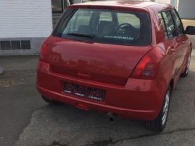 gebraucht Suzuki Swift 1.3 Benzin Bj 08/ 2006 Klima 5 Türig