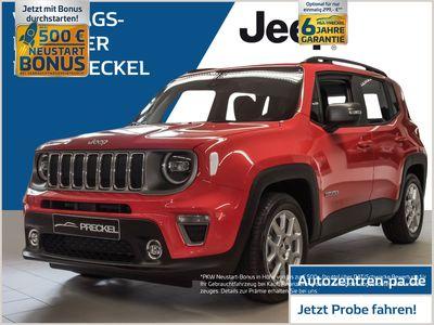 gebraucht Jeep Renegade Limited 1.0 T-GDI /LED/Navi/Carplay