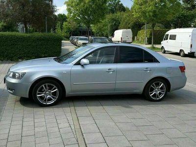 gebraucht Hyundai Sonata -. Das Auto ist in München...