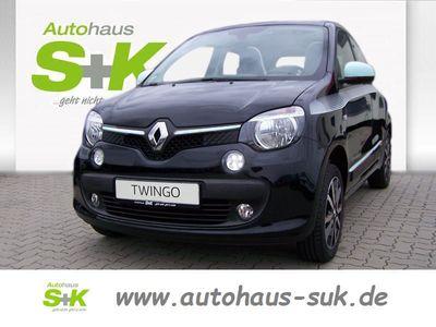 gebraucht Renault Twingo CHIC SCe 70 Start & Stop Sondermodell