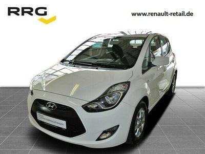 gebraucht Hyundai ix20 Trend Automatik