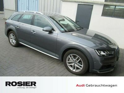 gebraucht Audi A4 Allroad 2.0 TDI Stadt+Tour Standh HUD Matr