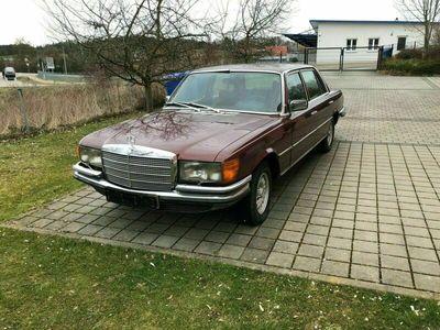 gebraucht Mercedes 450 MercedesSEL W116 4,5 Liter V8