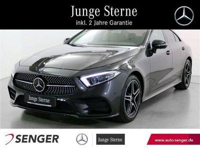 gebraucht Mercedes CLS450 4M AMG Line Widescreen Comand Glas-SD