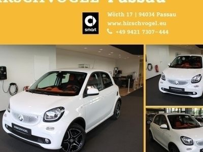 gebraucht Smart ForFour 66 kW passion+Urban Style+Cool&Media+Kam