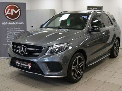 gebraucht Mercedes GLE43 AMG AMG *Distronic*H&K*AHK*360°Kamera*Airmatic