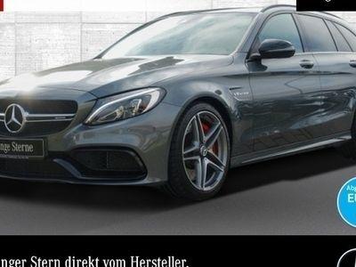 gebraucht Mercedes C63 AMG AMG S T Driversp Perf-Abgas LED COMAND AHK