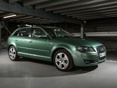 gebraucht Audi A3 Sportback 3.2 quattro (DSG) S tronic Ambition als Kombi in Koblenz