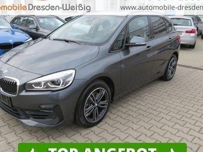gebraucht BMW 220 Active Tourer iA Sport Line*SpeedLimit*Spurassist*