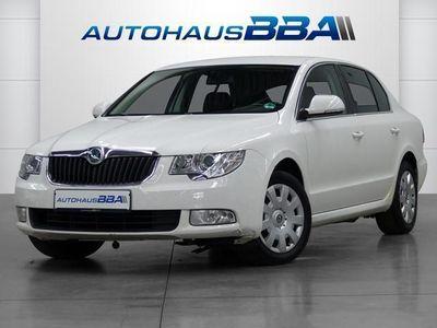 gebraucht Skoda Superb Limousine 1.8 TSI Comfort DSG AHK Tempomat Bluetoo