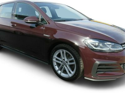 gebraucht VW Golf VII GolfGTD 2.0 TDI LED DSG ACC NAVI SHZ