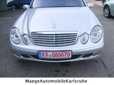 gebraucht Mercedes E200 E200 KOMPRESSOR ELEGANCE