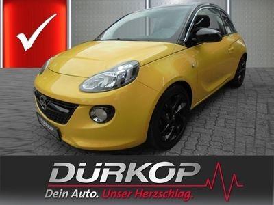 gebraucht Opel Adam 1.4 Slam SHZ Klimaautomatik Tempomat Touch
